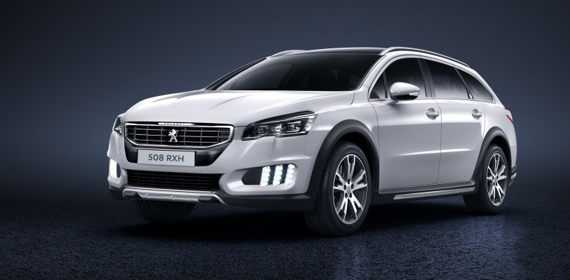 2015 Peugeot 508 Facelifted With New LED DRLs, Box-Design Beams and Tweaked Cabin Tech 11