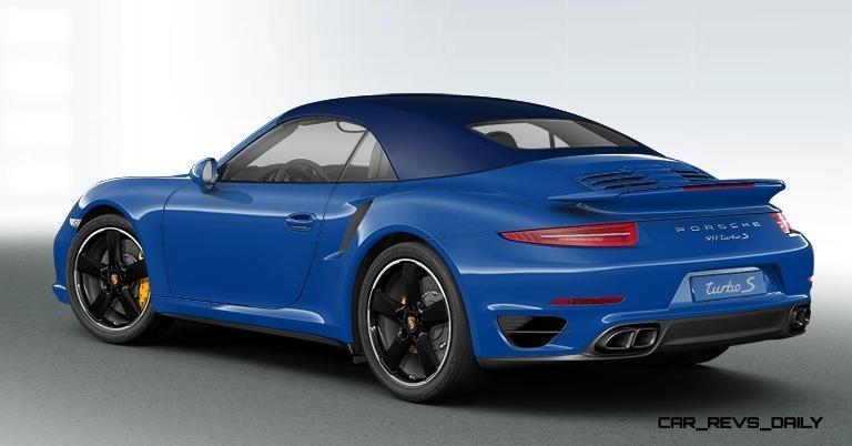 2015 Porsche 911 Turbo S - Configurator Options 29