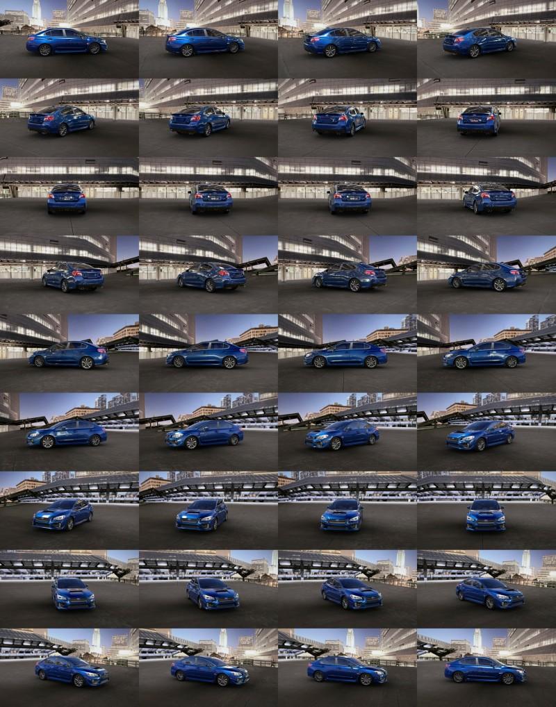 2015 Subaru WRX Colors 10