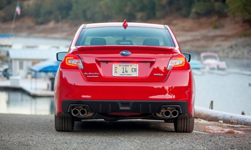 2015 Subaru WRX Hits The Gravel In 90 New Photos in Four Colors 17