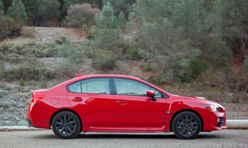2015 Subaru WRX Hits The Gravel In 90 New Photos in Four Colors 19