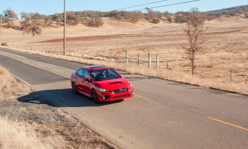 2015 Subaru WRX Hits The Gravel In 90 New Photos in Four Colors 33