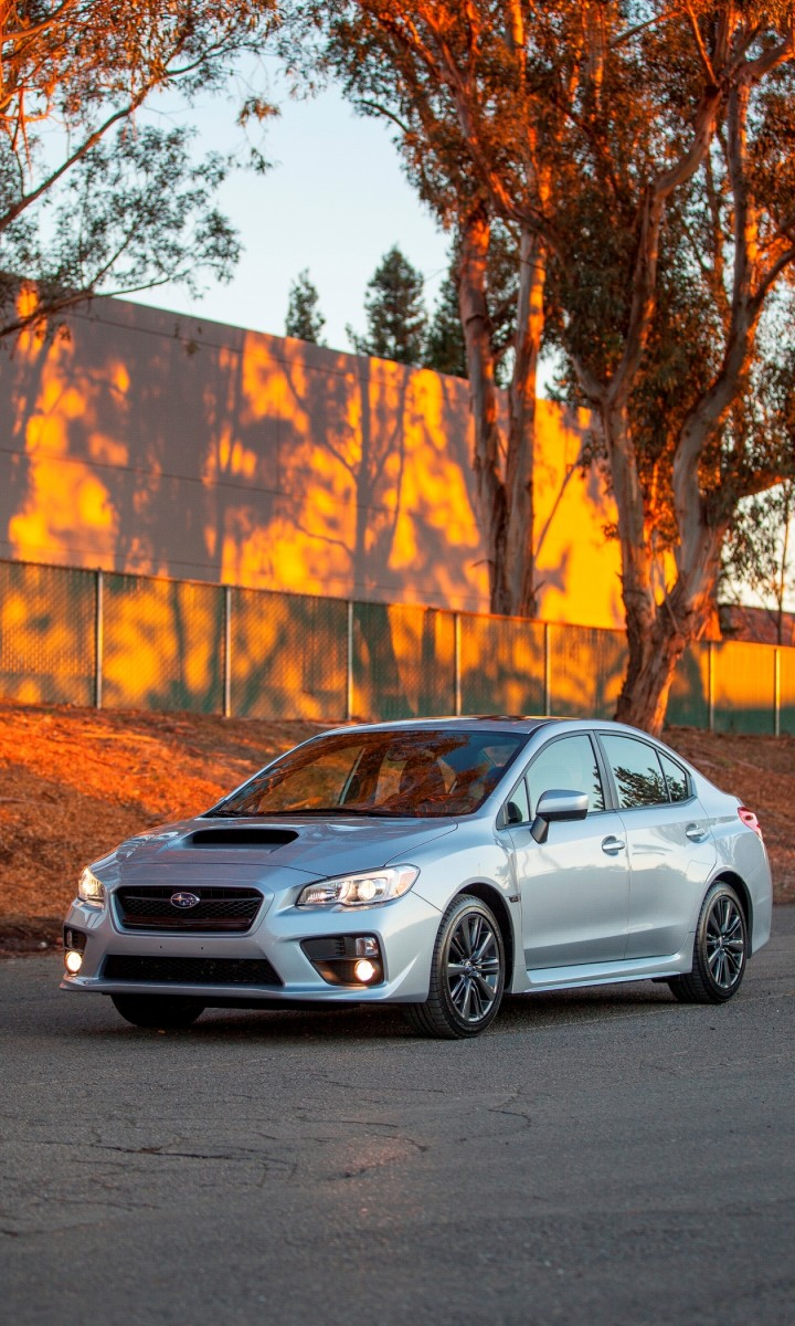 2015 Subaru WRX Hits The Gravel In 90 New Photos in Four Colors 4
