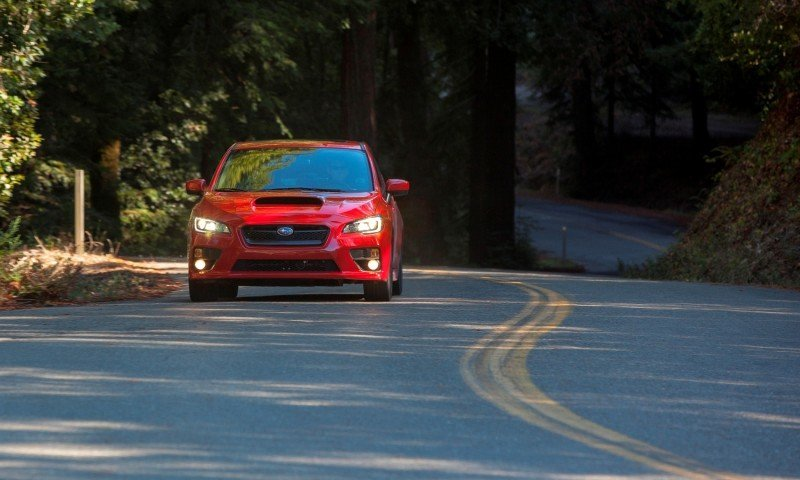 2015 Subaru WRX Hits The Gravel In 90 New Photos in Four Colors 40