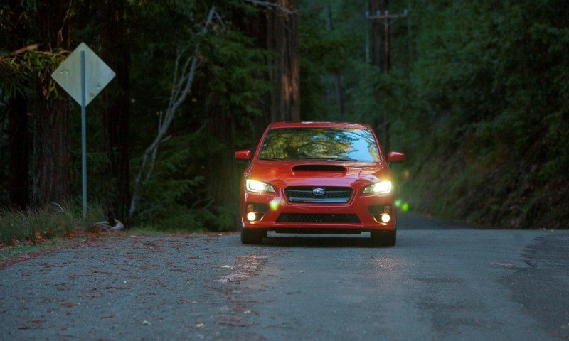 2015 Subaru WRX Hits The Gravel In 90 New Photos in Four Colors 42