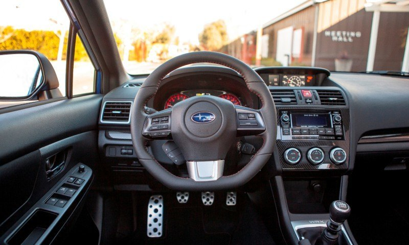 2015 Subaru WRX Hits The Gravel In 90 New Photos in Four Colors 54