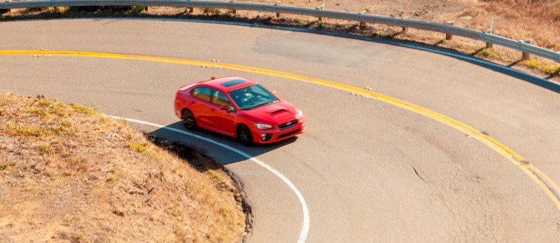 2015 Subaru WRX Hits The Gravel In 90 New Photos in Four Colors 59