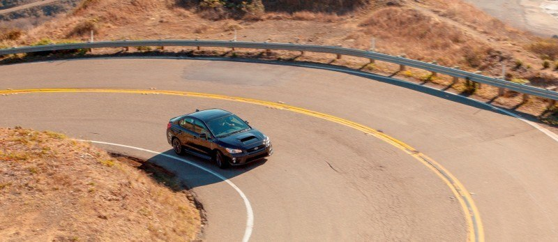 2015 Subaru WRX Hits The Gravel In 90 New Photos in Four Colors 62