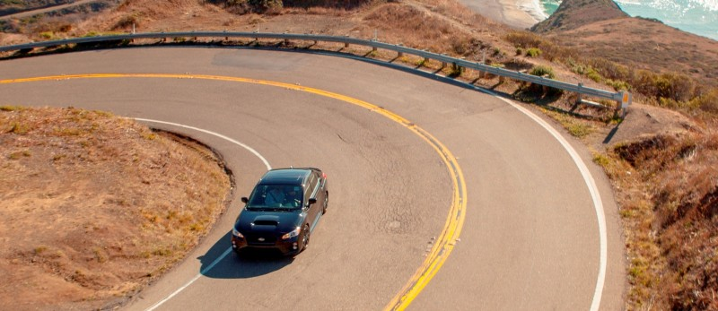 2015 Subaru WRX Hits The Gravel In 90 New Photos in Four Colors 63