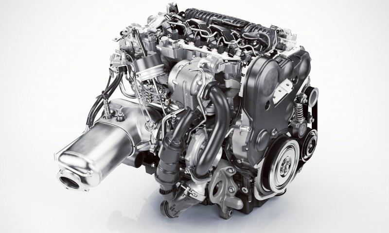 2015 VOLVO XC90 Powertrain Teaser - Twin-Engine PHEV with 400HP Dubbed T8, 316HP T6 Also Coming to USA 5