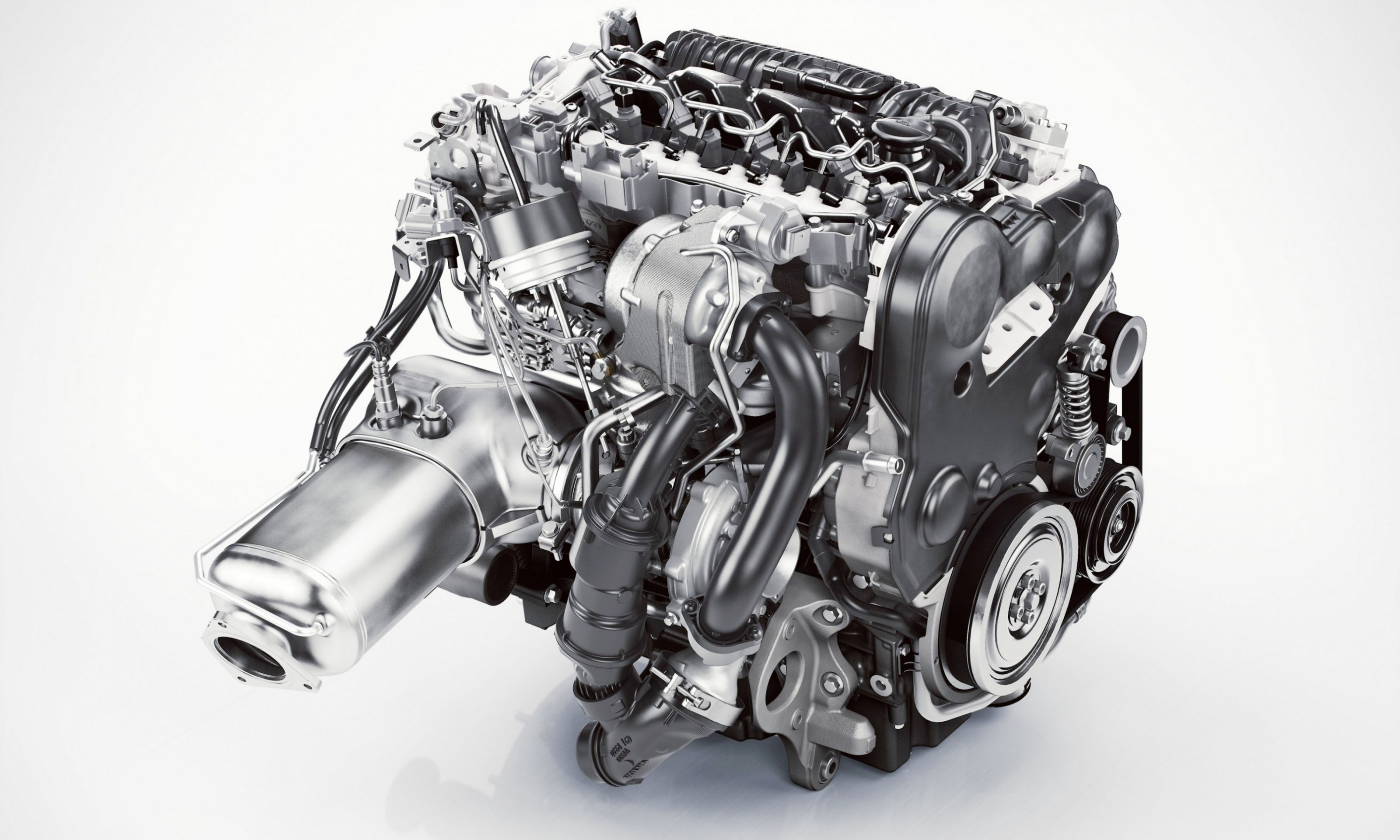 Update1 2015 VOLVO XC90 400HP Twin Engine PHEV Dubbed