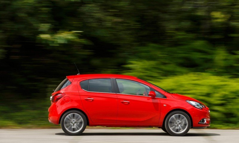 2015 Vauxhall Corsa Brings Adam Opel-style Nose, Better Engines and Cabin Refinement 16