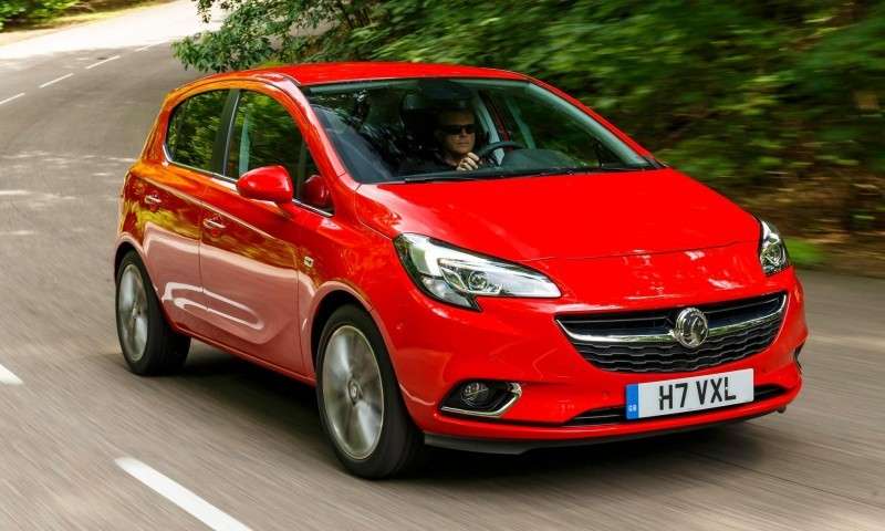 2015 Vauxhall Corsa Brings Adam Opel-style Nose, Better Engines and Cabin Refinement 2