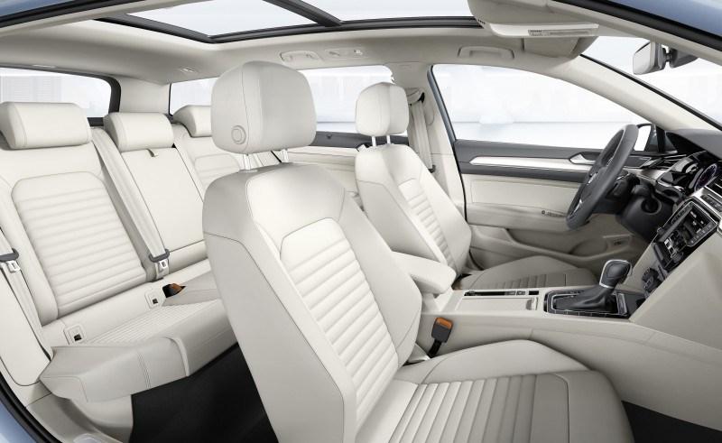 2015 Volkswagen Passat Debuts Fresh European-Model-Only Redesign 36