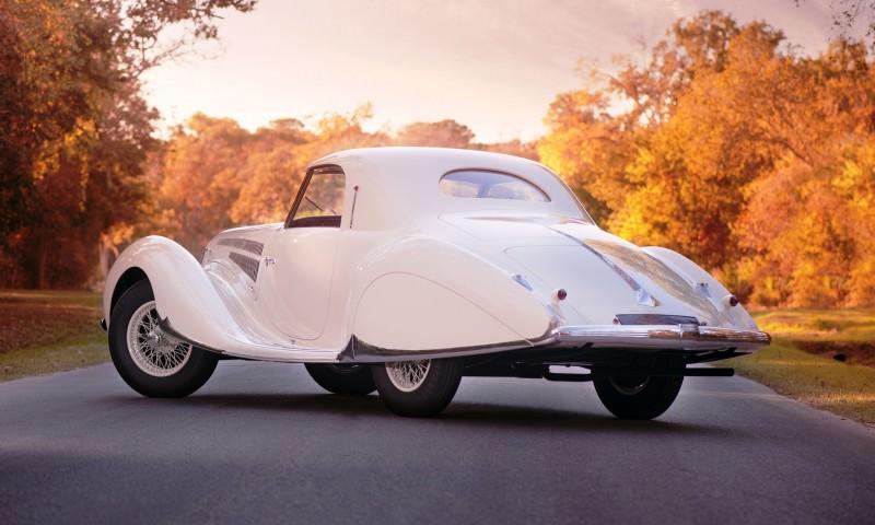 1938 Delahaye 135 MS Coupe by Figoni et Falaschi 2