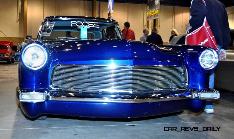 1956 Lincoln Continental Mark II by Sam Foose 2