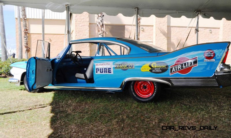 1960 Plymouth Fury NASCAR 35