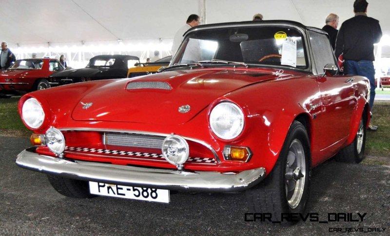 1966 Sunbeam Tiger V8 1