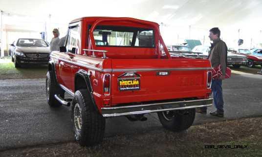 1970 Ford Bronco V8 Pickup 17