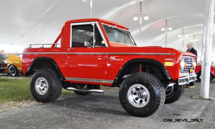 1970 Ford Bronco V8 Pickup 2