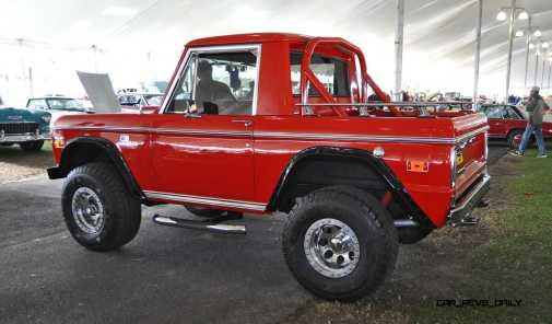 1970 Ford Bronco V8 Pickup 23