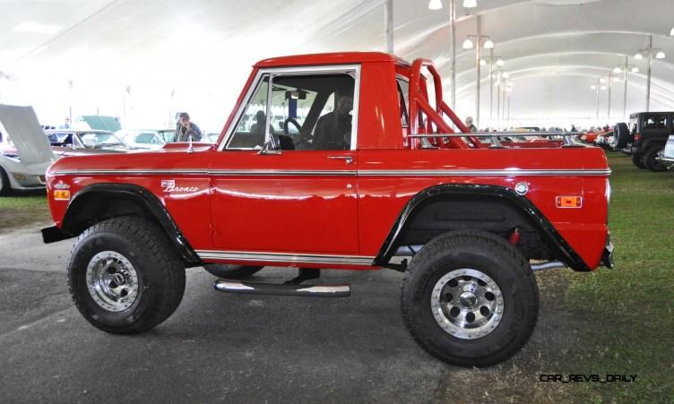 1970 Ford Bronco V8 Pickup 25
