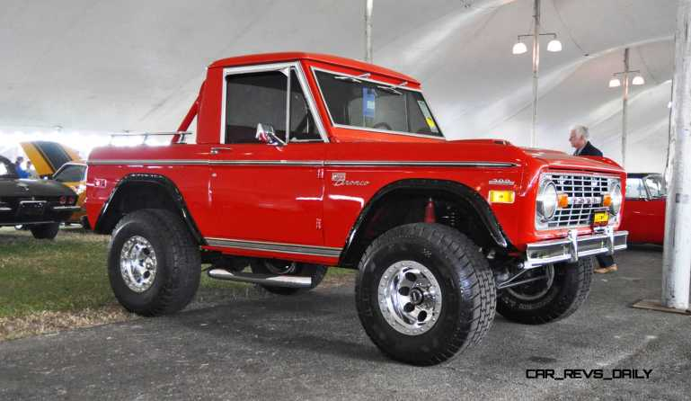1970 Ford Bronco V8 Pickup 3
