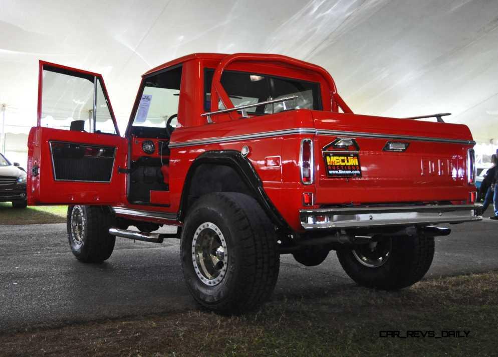 1970 Ford Bronco V8 Pickup 37