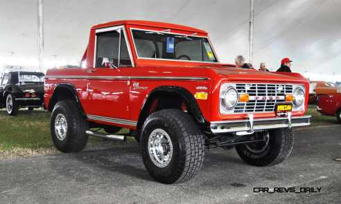 1970 Ford Bronco V8 Pickup 5
