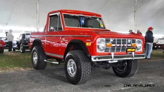 1970 Ford Bronco V8 Pickup 6