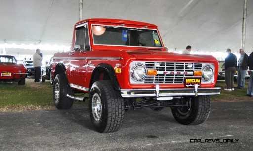 1970 Ford Bronco V8 Pickup 7