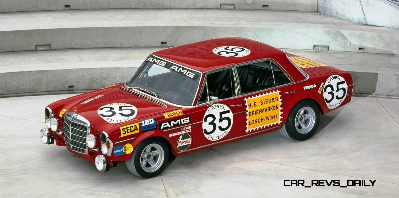 1971 Mercedes-Benz 300 SEL 6.8 AMG 17