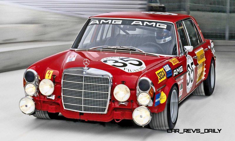 1971 Mercedes-Benz 300 SEL 6.8 AMG 9