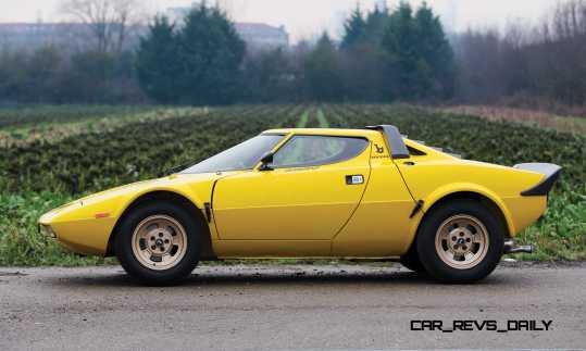 1977 Lancia Stratos HF Stradale by Bertone 5