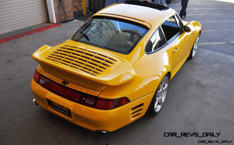 1997 RUF Porsche 911 Turbo R Yellowbird 46