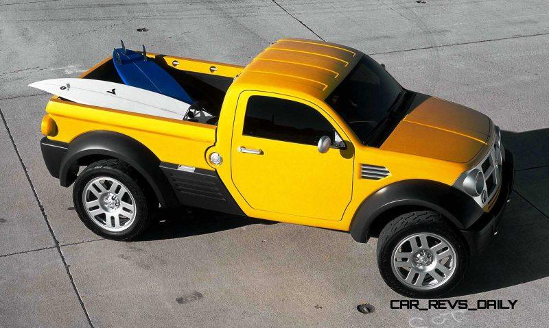 2002 Dodge M80 concept vehicle. (CV-0216)
