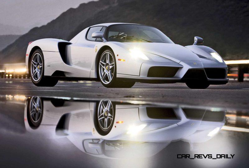 2003 Ferrari Enzo Silver 1