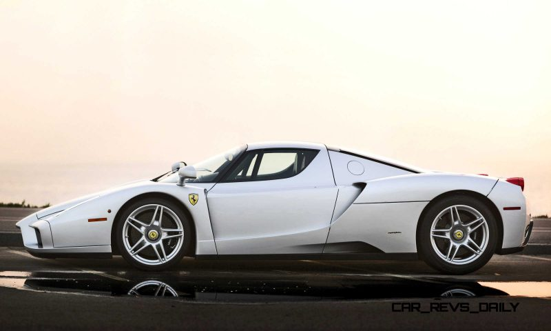 2003 Ferrari Enzo Silver 18