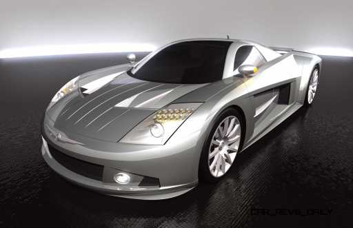 2004 Chrysler ME Four Twelve 1