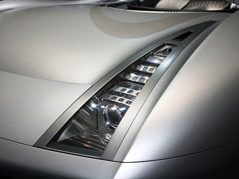 2007 VADHO BMW by ItalDesign Giugiaro 24