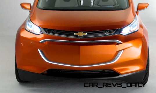 2015 Chevrolet BOLT EV Concept 1