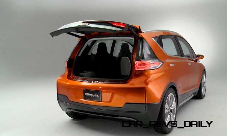 2015 Chevrolet BOLT EV Concept 11