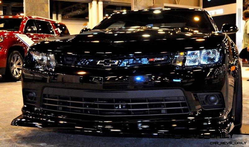 2015 Chevrolet Camaro Z28 Black Pack 5