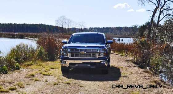 2015 Chevrolet Silverado 1500 Z71 41