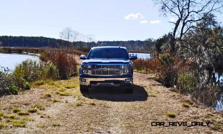 2015 Chevrolet Silverado 1500 Z71 42