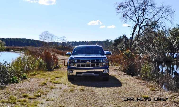 2015 Chevrolet Silverado 1500 Z71 43