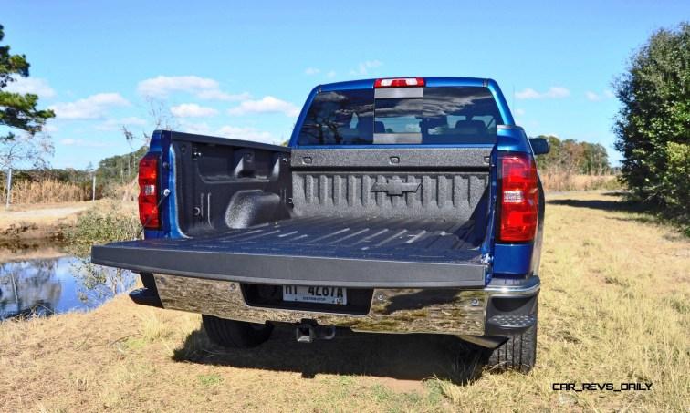 2015 Chevrolet Silverado 1500 Z71 55