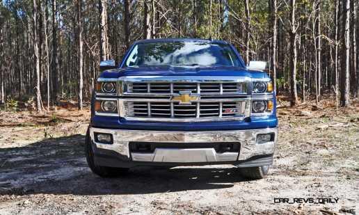 2015 Chevrolet Silverado 1500 Z71 58