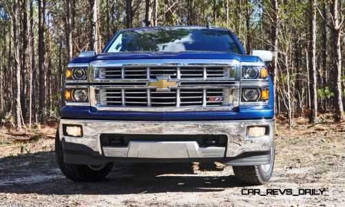 2015 Chevrolet Silverado 1500 Z71 61