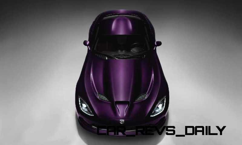 2015 Dodge Viper COLORS 142